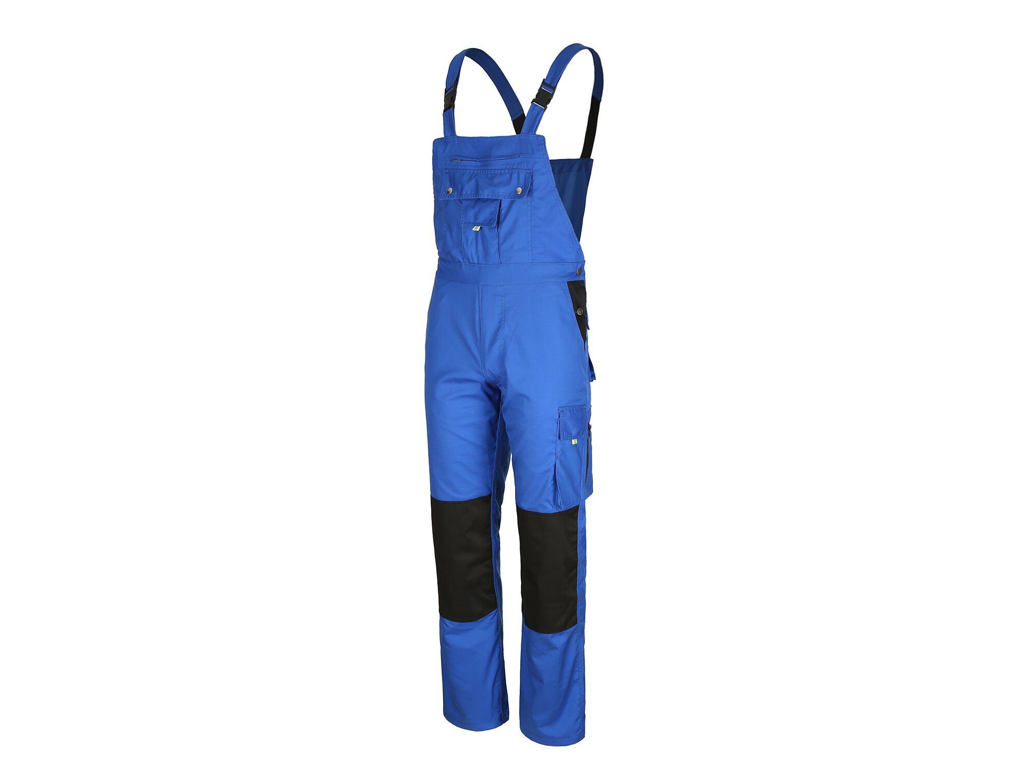67851f252d8434 Spodnie robocze ogrodniczki, dużo kieszeni ,mocne